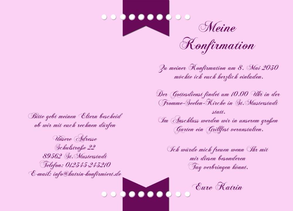 geburtskarten, taufkarten, konfirmationskarten günstig!, Einladung